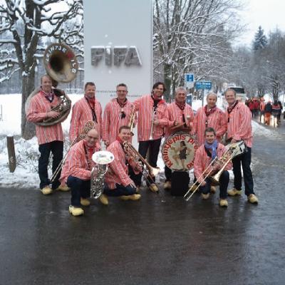 FIFA-Kleintje Pils