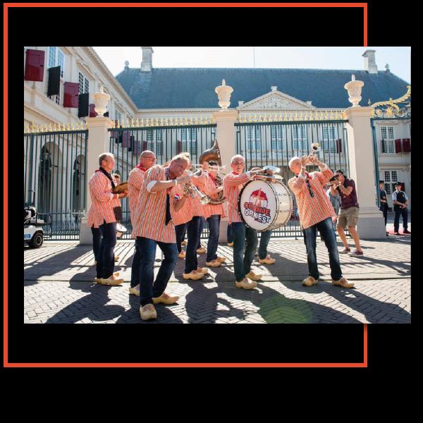 Foto Koninklijke alure
